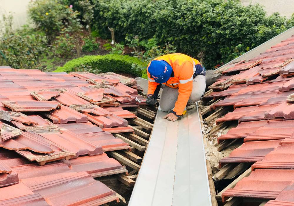 Roof Tile Repairs Melbourne