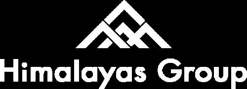 Himalayas Services Group Logo White